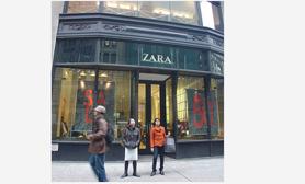 101 Quinta 5ta Avenida Nueva York Zara