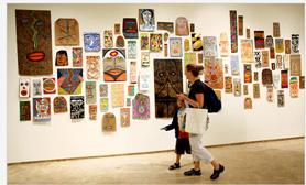 Rafael Ferrer Retro/Active at Museo del Barrio