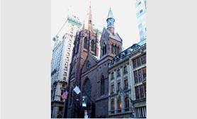 Quinta 5ta Avenida Nueva York Presbiteriana iglesia