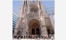 Quinta Avenida Nueva York St Thomas Church 53rd St
